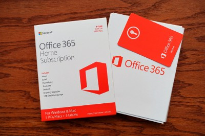 Office 365 Software-Paket