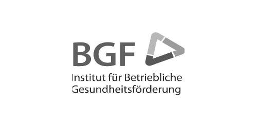 BGF Institut für betriebliche Gesundheitsförderung (Logo)