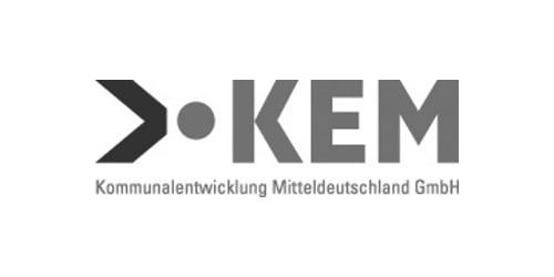 KEM Kommunalentwicklung Mitteldeutschland GmbH (Logo)