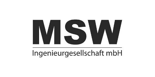 MSW Ingenieurgesellschaft mbH (Logo)