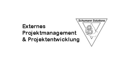 Schumann Solutions - externes Projektmanagement & Projektentwicklung