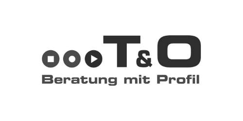 T&O Beratung mit Profil (Logo)