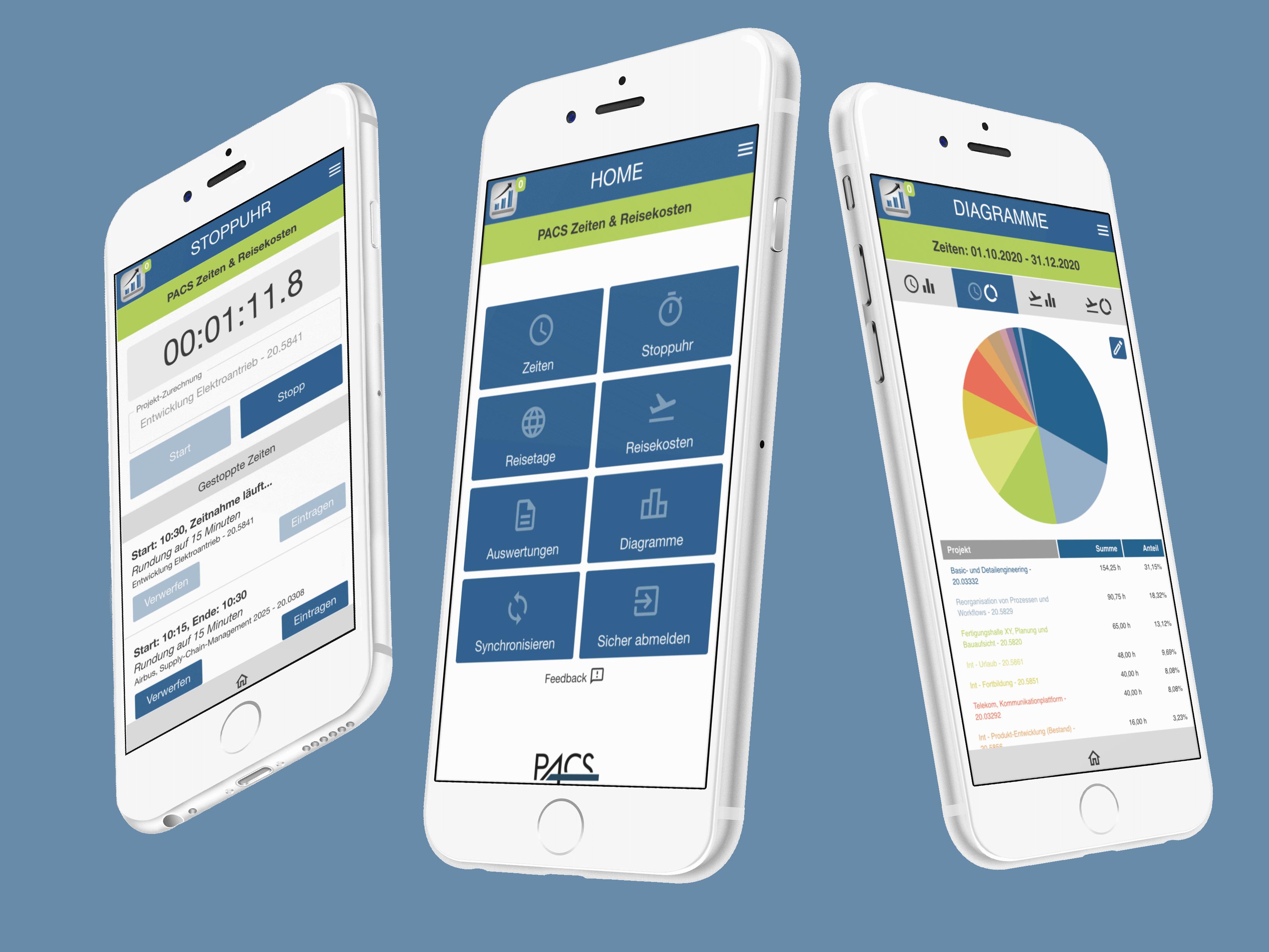 PACS Mobile App