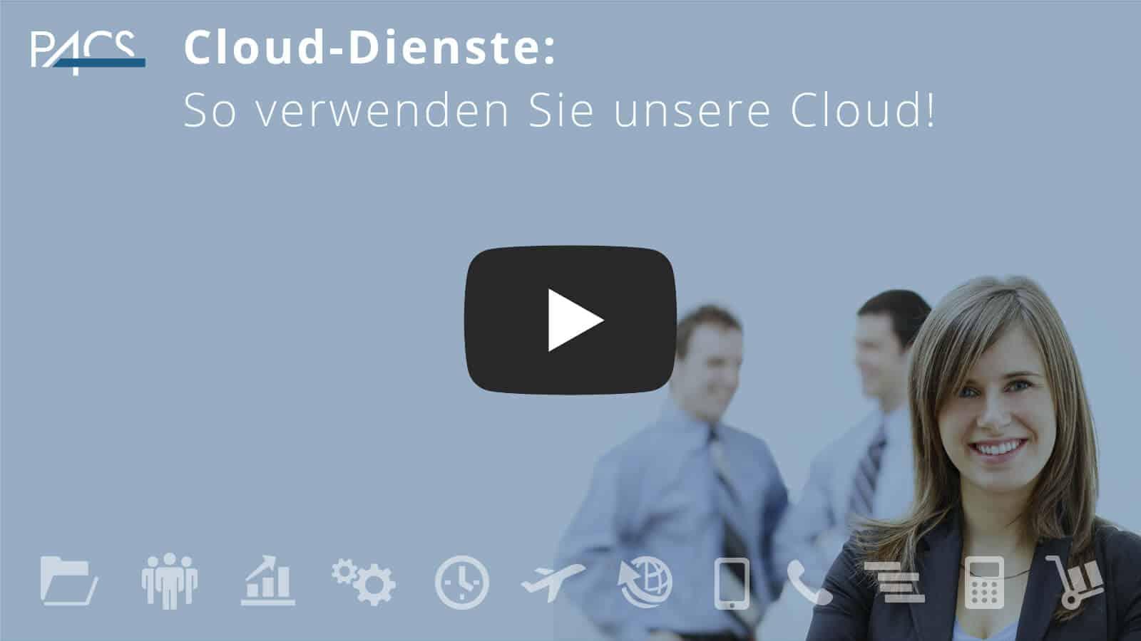 Demo: PACS Cloud Dienste