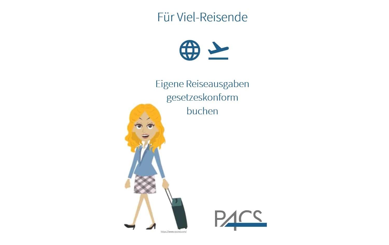 Demo PACS App: Reiseausgaben erfassen