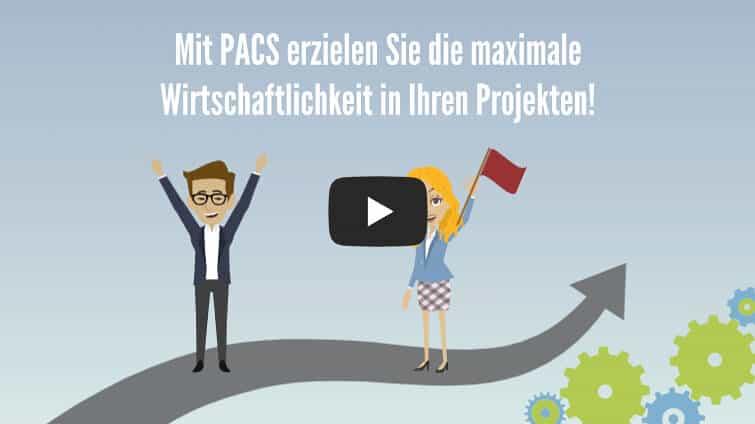 PACS Projektcontrolling & ERP-Software einfach erklärt