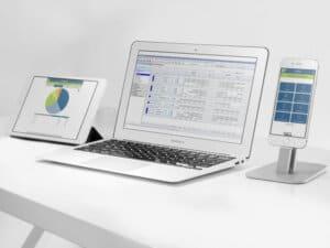 PACS Cloud-Dienste mit unterschiedlichen Anwendungen
