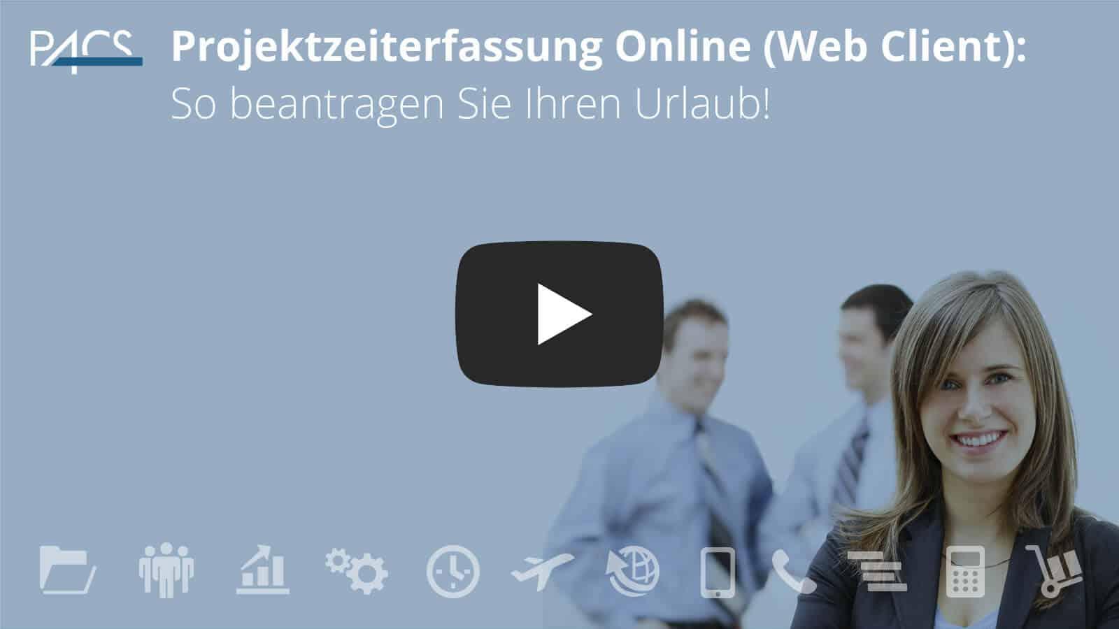 Online Urlaub beantragen (via Zeiten-KW)